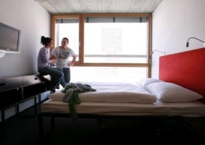 CUBE hotel savognin 2er-zimmer