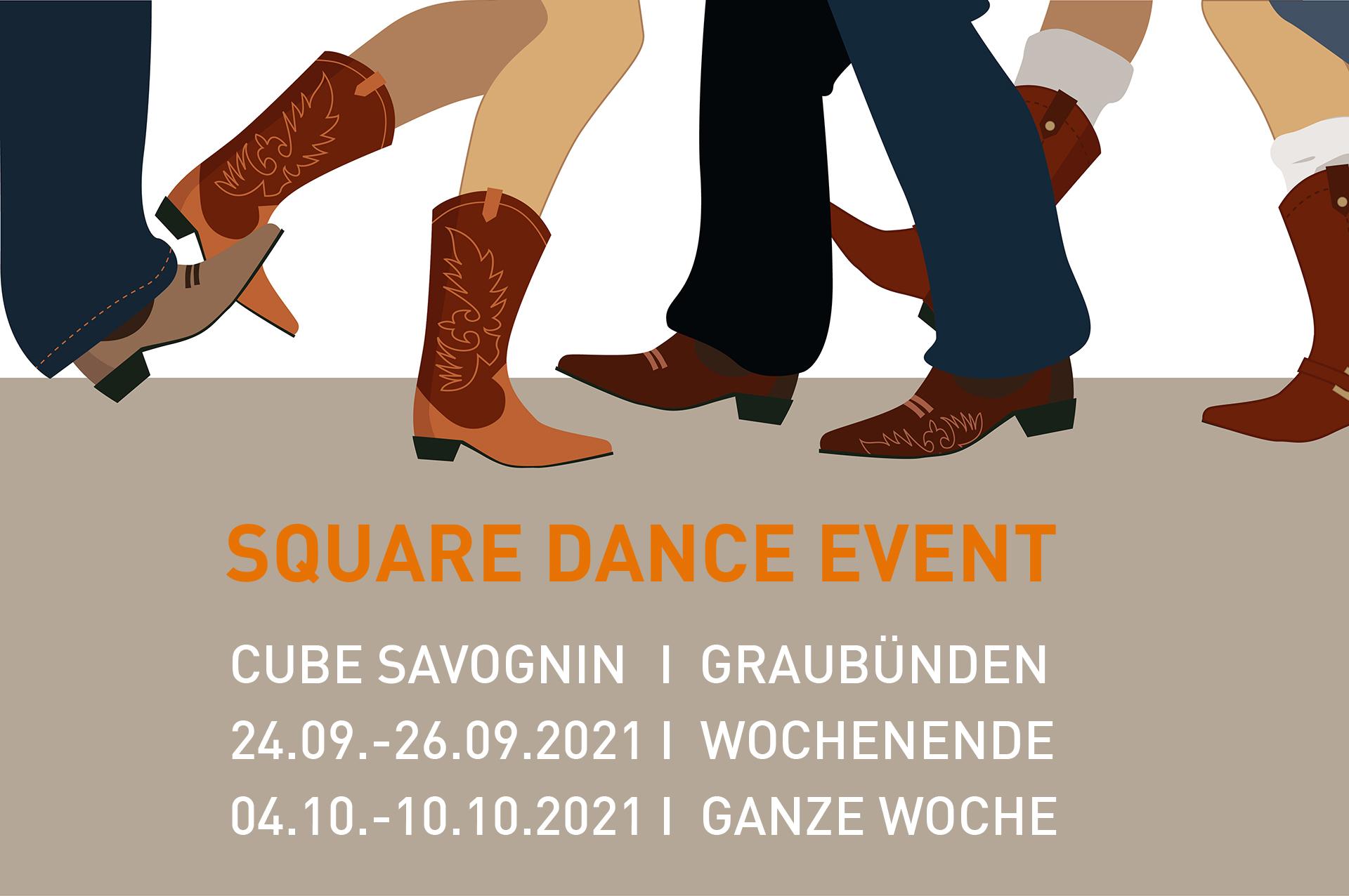Square Dance Image mit Info web
